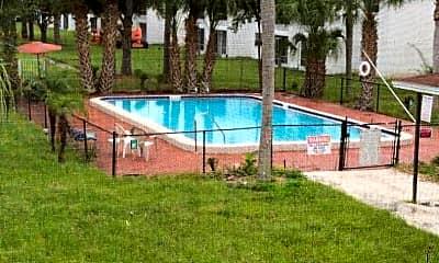 Playground, 9831 Aquarius Dr, 2