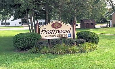 Scottswood Apts, 1