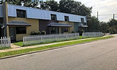 38th Street Town Homes, 2
