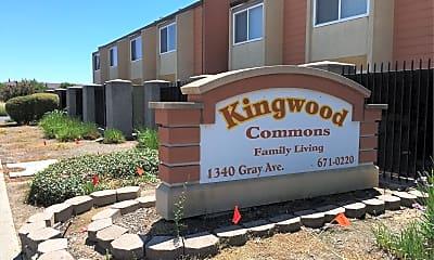 Kingwood Commons, 1