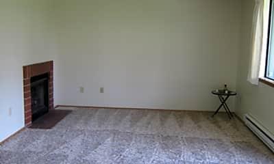 Living Room, Northwood Apartments, 2