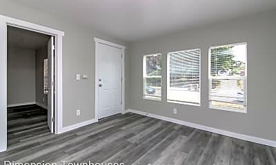 Living Room, 4832 S L St, 1