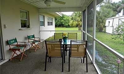 Patio / Deck, 5290 Neville Terrace, 2