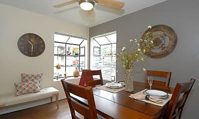 Dining Room, Arbor Hill, 2
