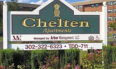 Chelten Apartments, 1