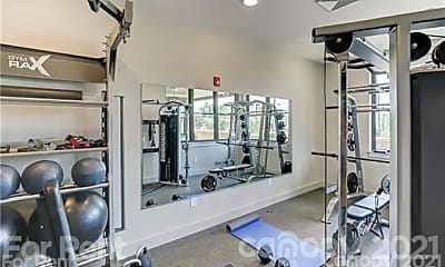 Fitness Weight Room, 2401 Euclid Ave 104, 2