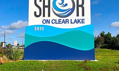 Shore on Clear Lake, 1