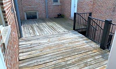 Patio / Deck, 2051 E 67th St, 2