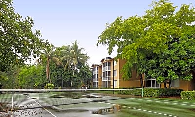 Landscaping, Windward Lakes Apartments, 1