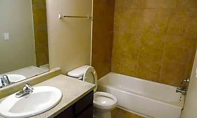Bathroom, Boca Vista Apartments, 2