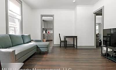 Living Room, 110 Stewart Ave, 1