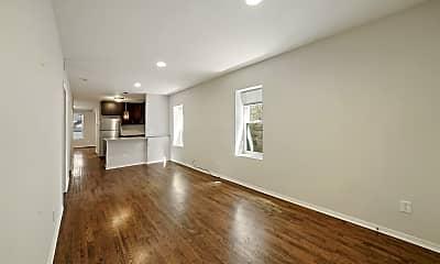 Living Room, 1645 W 17th St, 2