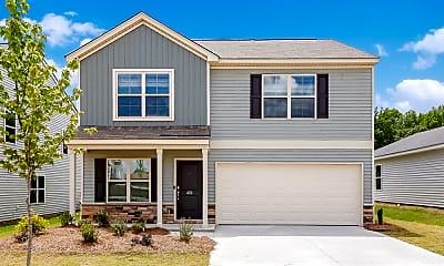 Building, 462 Pollyanna Drive, 0