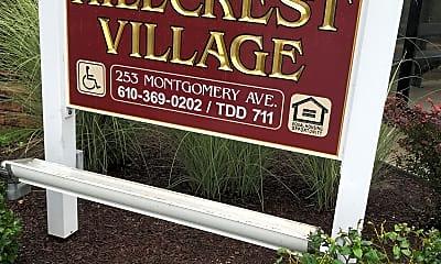 Hillcrest Village, 1
