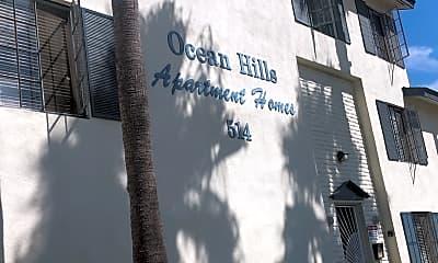 Ocean Hills Apartments, 1