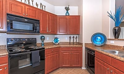 Kitchen, The Presidio, 1