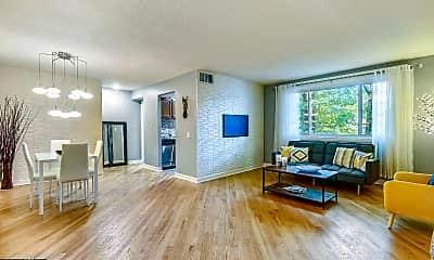 Living Room, 3823 Hamilton St, 0