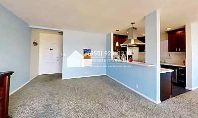Living Room, 1100 E Ocean Boulevard 13, 1