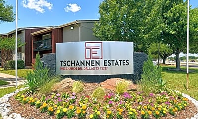 Community Signage, Tschannen Estates, 2
