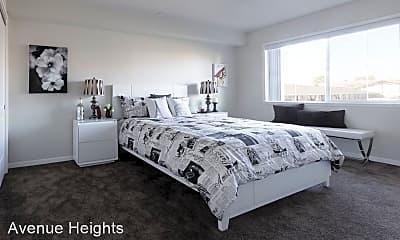 Bedroom, 90 2nd St, 1