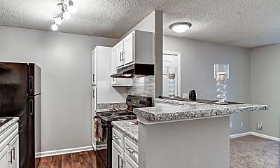 Kitchen, Gregory Lane Apartments, 0