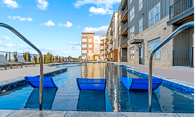 Pool, The Vue at Westchester Commons, 1