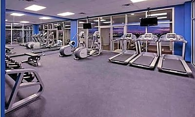 Fitness Weight Room, 515 S. Main Unit 205, 2