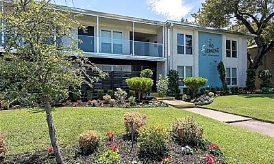 Building, 5124 Live Oak St 101, 1