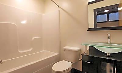 Bathroom, 50 West Fourth, 2
