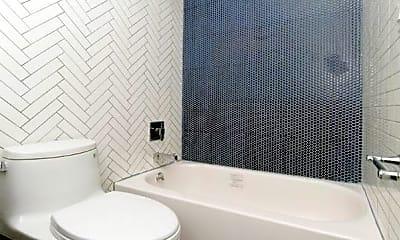 Bathroom, 446 W 19th St, 2