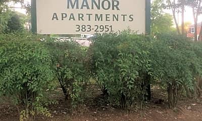 Green Hills Manor Apartments, 1