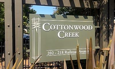 Cottonwood Creek Apartments, 1