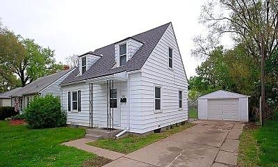 Building, 2531 Franklin St, 0