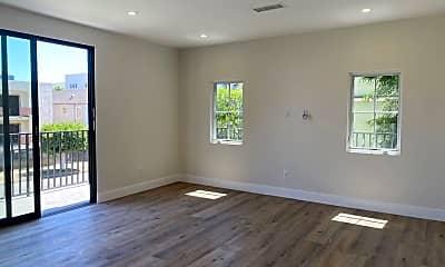 Living Room, 732 1/2 N Alfred St, 2