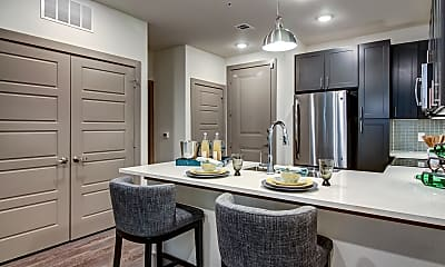 Kitchen, Enclave at Woodland Lakes, 1