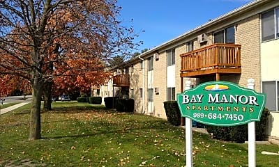 Bay Manor Apartments, 1