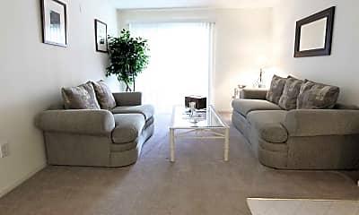 Living Room, Zephyr Pointe, 1