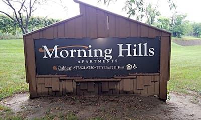 Morning Hills Apartments, 1