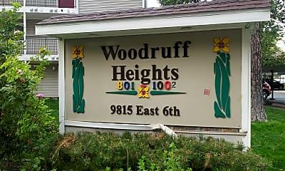Woodruff Heights Apts, 1