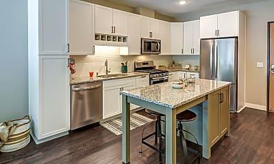 Kitchen, Altitude Residences, 0