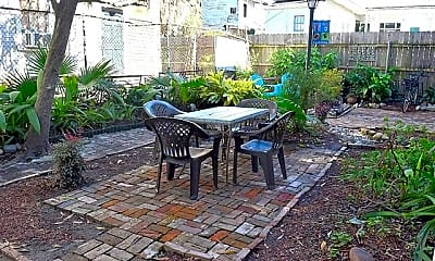 Patio / Deck, 1306 Treme St 1, 2