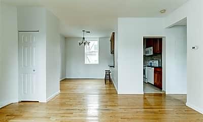 Living Room, 258 Barrow St 2A, 1