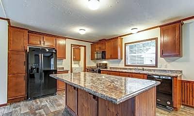 Kitchen, Swartz Creek, 0