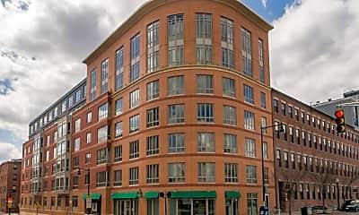 Building, 150 Cambridge St 413, 2