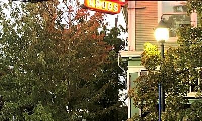 Community Signage, 5248 NE 31st Ave, 2