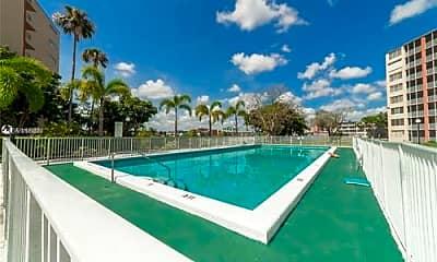 Pool, 325 NE 191st St, 2