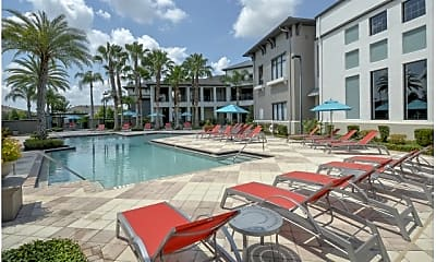 Pool, Northbridge Apartment Homes on Millenia Lake, 1