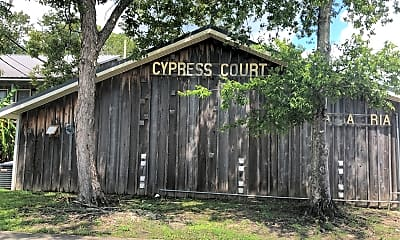 Cypress Court Apartments, 1