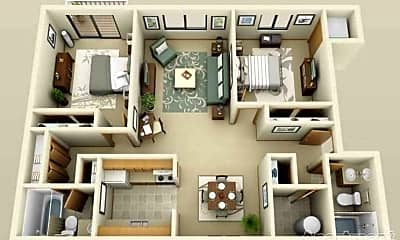 Autumn Glen Apartments, 2