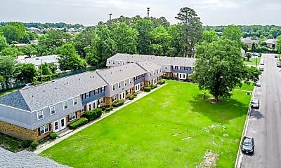 Cherry Court Apartments, 1
